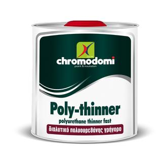 POLY-THINNER (polyourethane thinner fast)