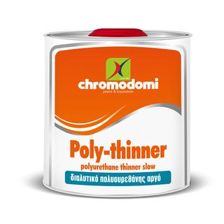 POLY-THINNER (polyourethane thinner slow)