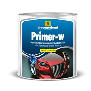 PRIMER-W (water-based anticorrosive undercoat for metallic surfaces)