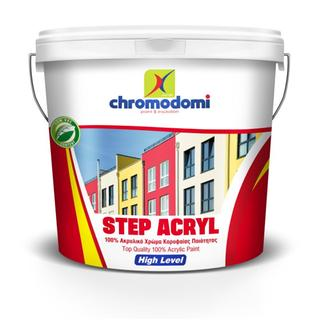 STEP ACRYL (top quality 100% acrylic cement paint)