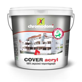 COVER ACRYL (high quality acrylic cement paint)