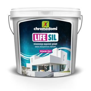 LIFE SIL (silicone acrylic paint)