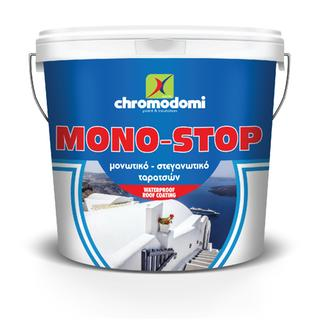 MONOSTOP (waterproofing and insulating material for roofs)
