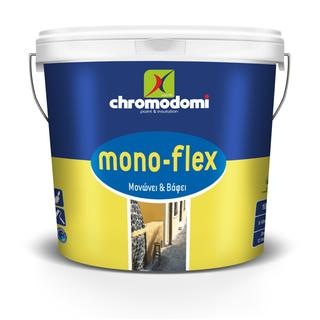 MONOFLEX (acrylic insulating material for vertical surfaces)