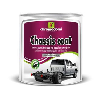 CHASSIS COAT (anticorrosive enamel paint for chassis)