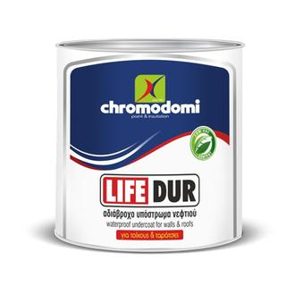 LIFE DUR (waterproof undercoat for walls & roofs)