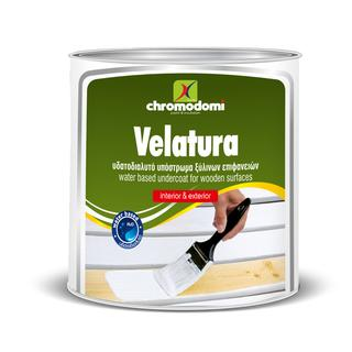 VELATURA WATER BASED (water based undercoat for enamel paints)
