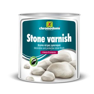 STONE VARNISH (decorative & protective stone finish)