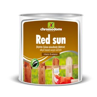 RED SUN (wood varnish)