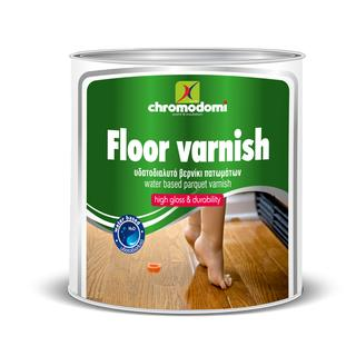 FLOOR VARNISH WATER (water based parquet varnish)