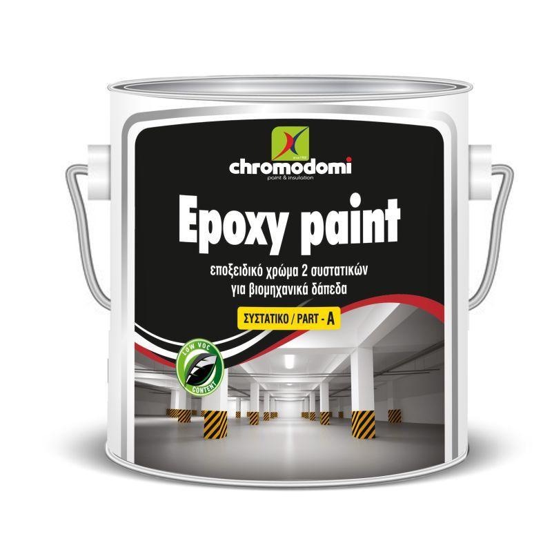Epoxy Paint For Metal : Industrial paints epoxy paint components