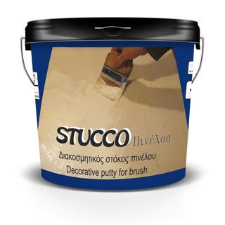 STUCCO PINELOU (special decorative putty for brush for creation decorative effects)