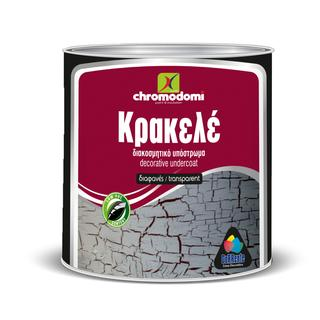 KRAKELE (decorative transparent undercoat)