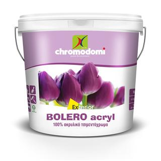 BOLERO ACRYL (excellent quality acrylic cement paint)