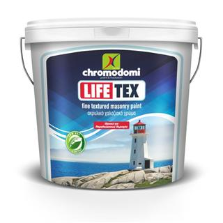 LIFE TEX (top quality fine textured masonry paint)
