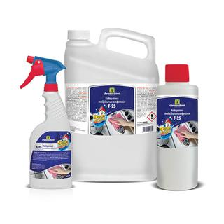 F-25 Inox cleaner