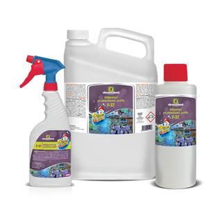 F-27 Pencils & Graffities cleaner