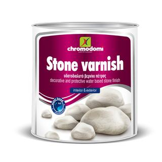 STONE VARNISH WATER (decorative & protective water based stone finish)