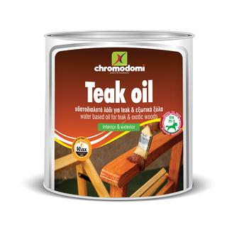 TEAK OIL (water based oil for teak & exotic woods)