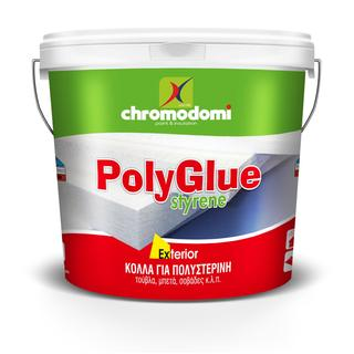 POLYGLUE (semi-ready glue for polystyrene & all the kinds fo cement materials)