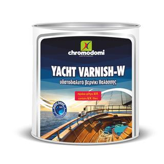 YACHT VARNISH WATER BASED